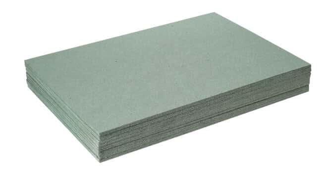 Groene platen ondervloer 7mm