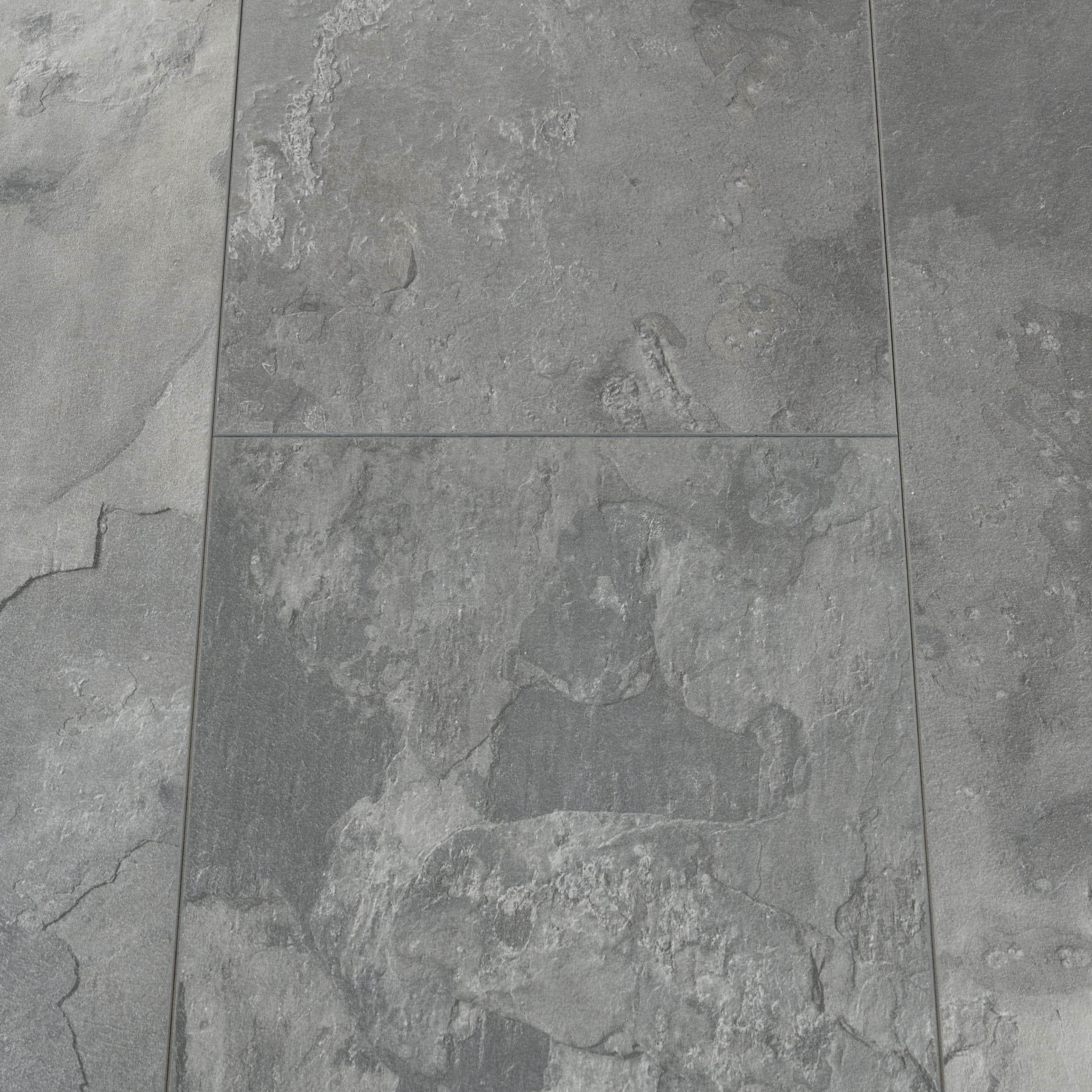 Tegel laminaat betongrijs