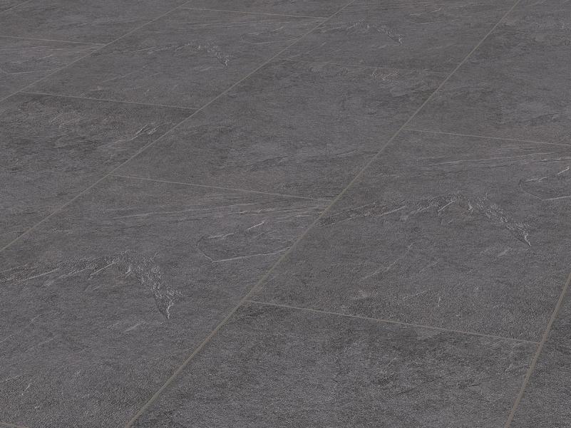 Krono original stone impression tegel laminaat zwart mm