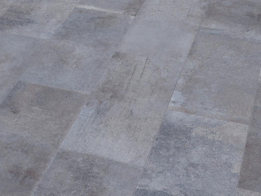 Laminaat Tegel Look : Tegel laminaat concrete betongrijs 44407 visio grande directfloor